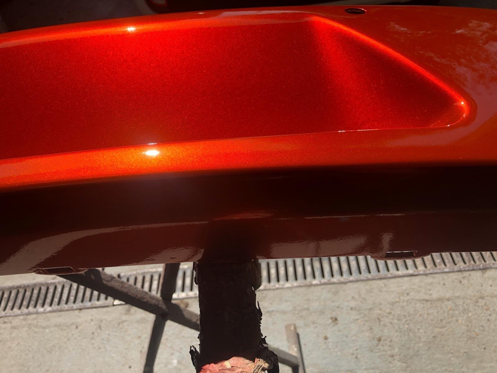 McLaren mp4-12c Repair