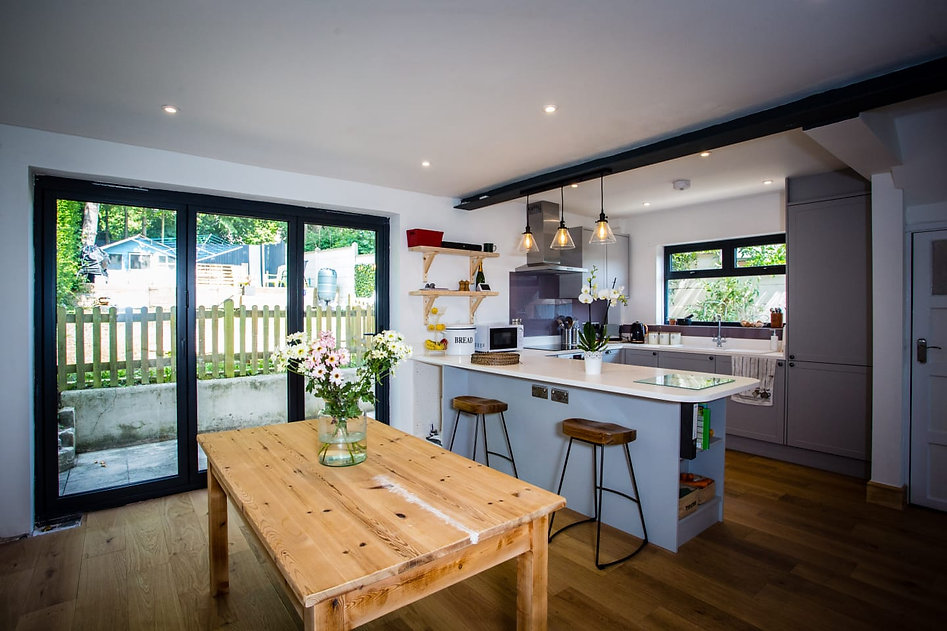 Extension & Kitchen Remodel