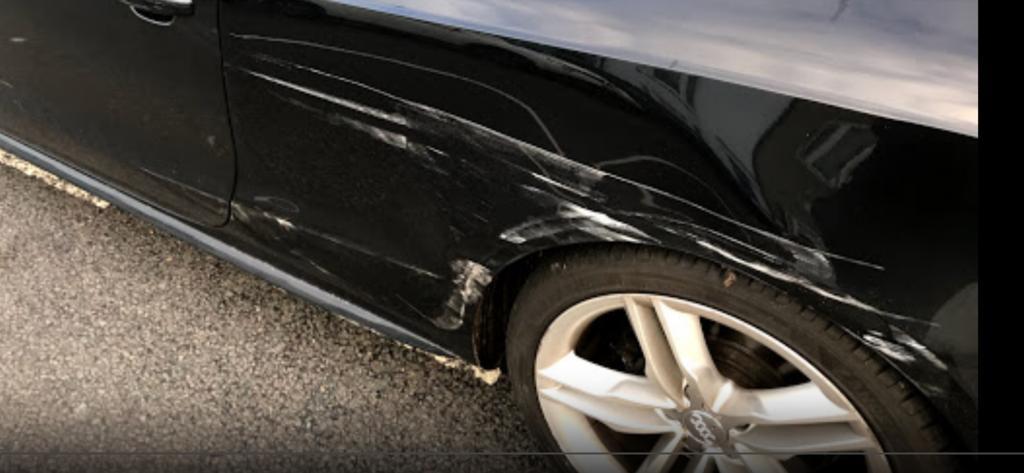 Audi A5 Rear Repair & Repaint (2)
