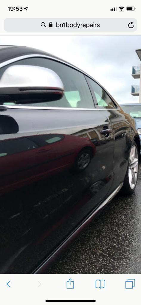 Audi A5 Rear Repair & Repaint (3)