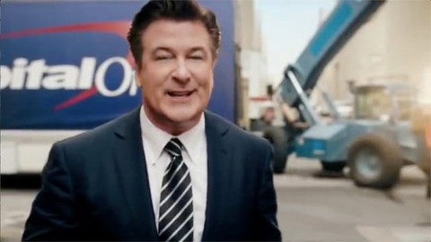 Capital One: Alec Baldwin