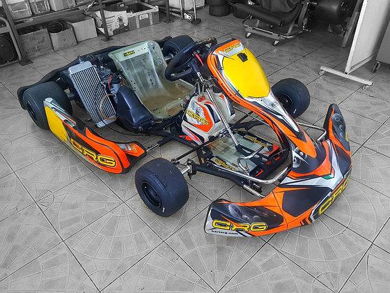 CRG Kart - Rotax Max 125cc