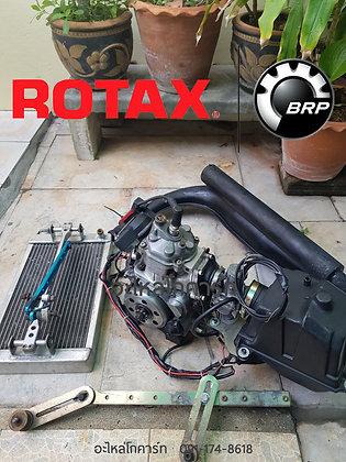 เครื่องยนต์ Rotax Max 125cc