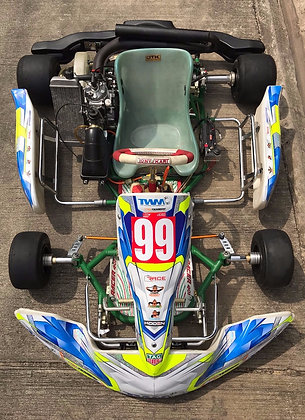 TWM - Tony Kart Racer 401