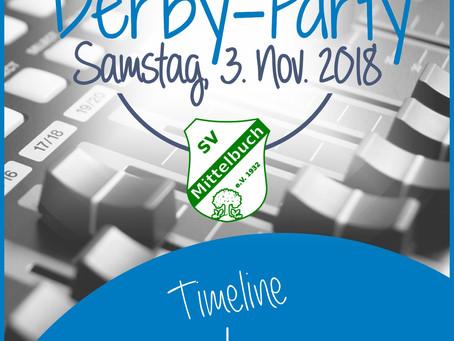 Derby-Party im VH: FC Blau-Weiß Bellamont vs. SV Mittelbuch