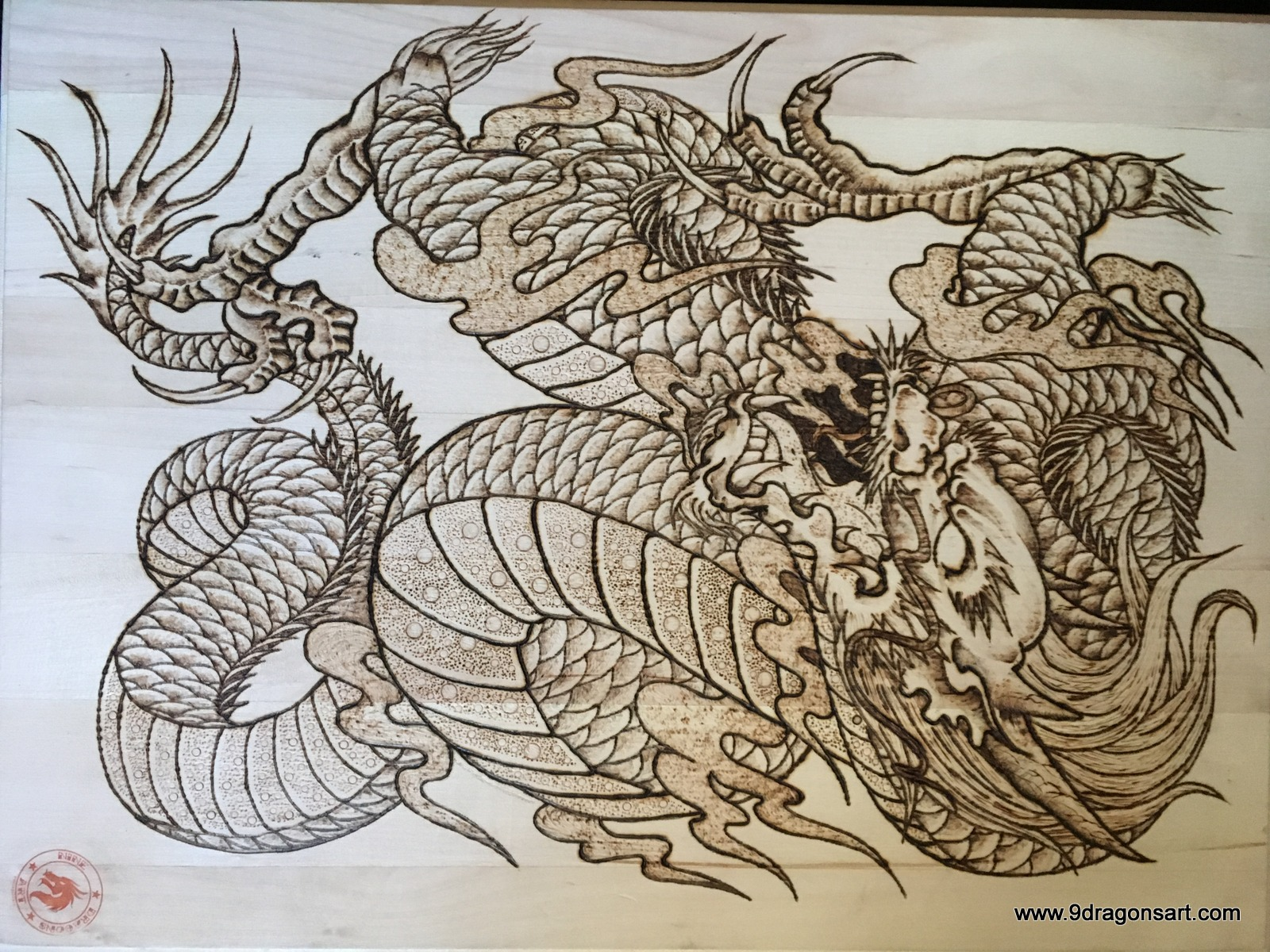9 Dragons Art - New York