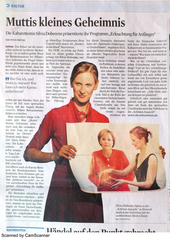 Silvia Doberenz Kabarett