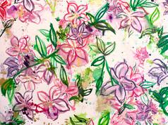 Christina Rossetti (azaleas)