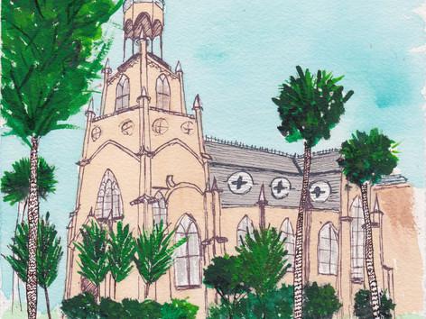 Study, Temple Mickve Israel