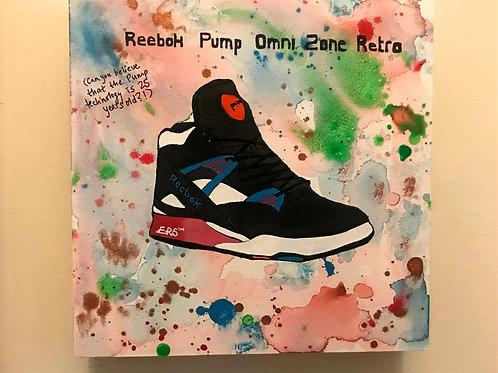 Pump It Up - Original Painting