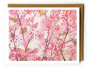 Hanami - Blank Card