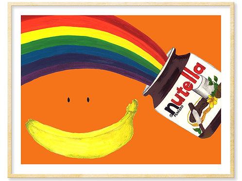 Happy Nutella Day! - Print