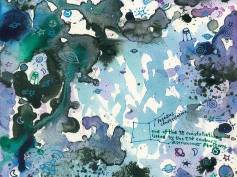 Lavender Spaceland II