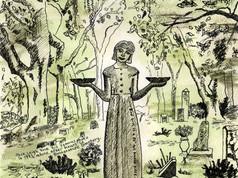 Bird Girl of Bonaventure