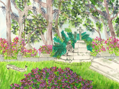 Bonaventure Cemetery, Corinne Lawton