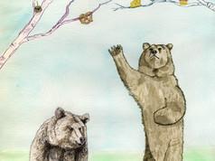 Hungry Hungry Bears