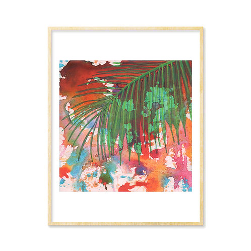 Tropical Daydreams - Print