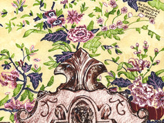 Scalamandré Wallpaper, Ballastone Inn