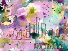 Detroit Motor City