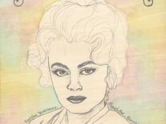 Young Blanche Devereaux