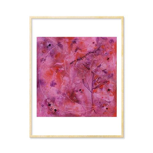 Night Bloomer - Print