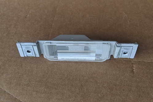License Plate Lamp Housing
