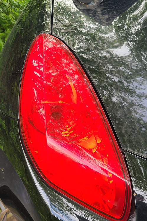 Driver Side Solstice taillight