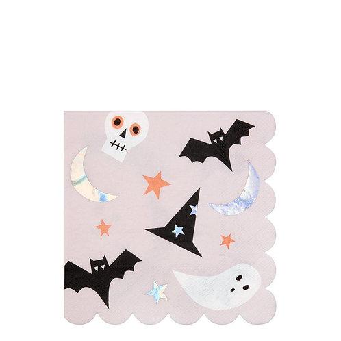 Halloween Icons Large Napkins
