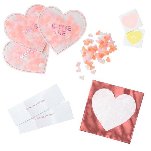Love Heart Shaker Notes