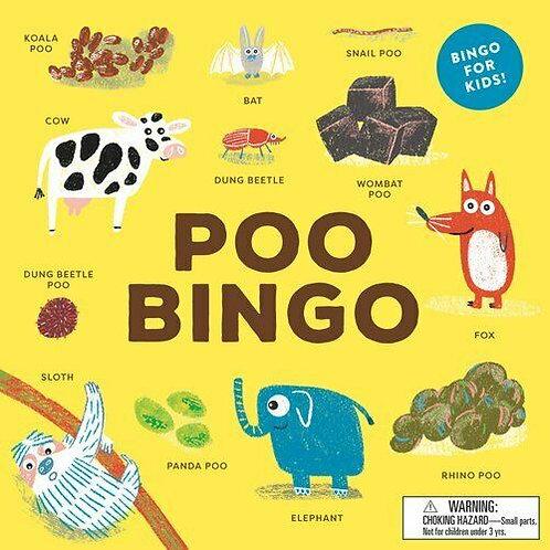 Poo Bingo
