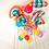 Thumbnail: My Little Day Multicoloured Balloons