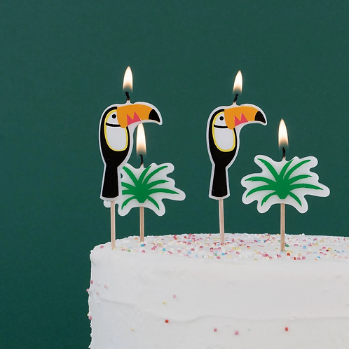 My Little Day Toucan Candles