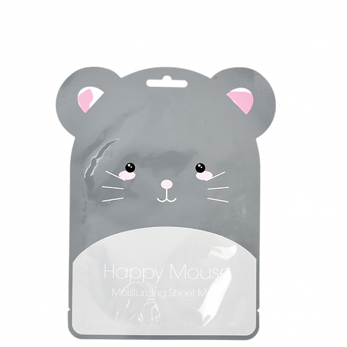 Happy Mouse Face Mask