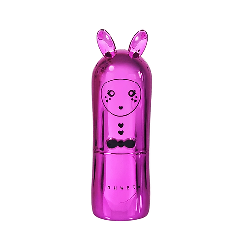 Inuwet Fuchsia Metallic Edition Blackcurrant Bunny Lip Balm