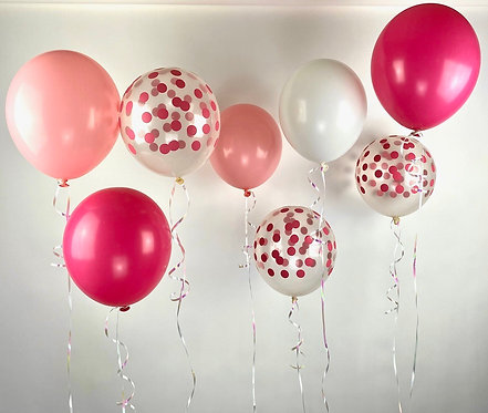 Pink Balloon Mix