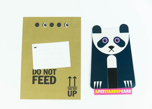 BoBo The Panda Card