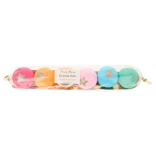 Meri Meri Rainbow Surprise Balls