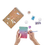 Thumbnail: Mini Dots Pixie Paste Glitter Glue - Set of 5