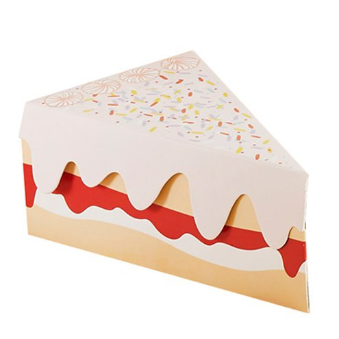 Slice of Cake Mini Cake Box