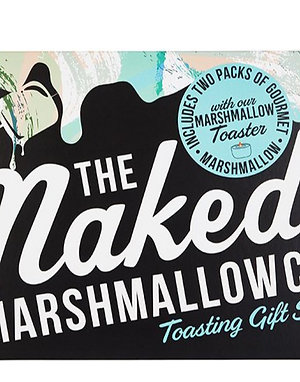 Naked Marshmallow Toasting Gift Set
