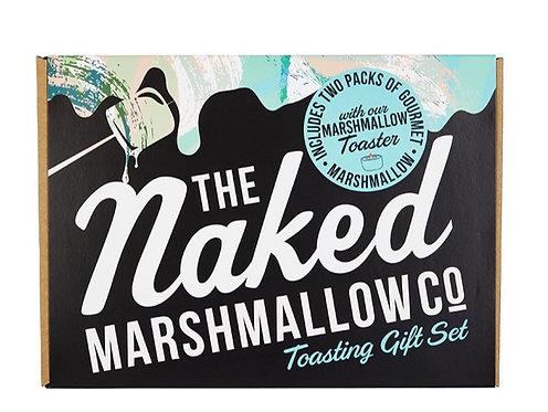 Naked Marshmallow Toasting Gift Set