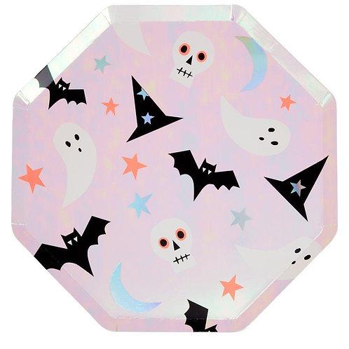 Halloween Icons Dinner Plate