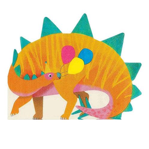 Party Dinosaur Napkin