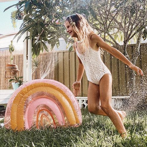 Sunnylife Rainbow Inflatable Sprinkler