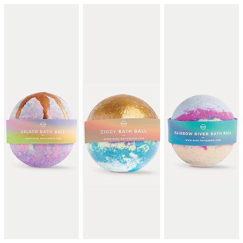 Bath Ball Bundle
