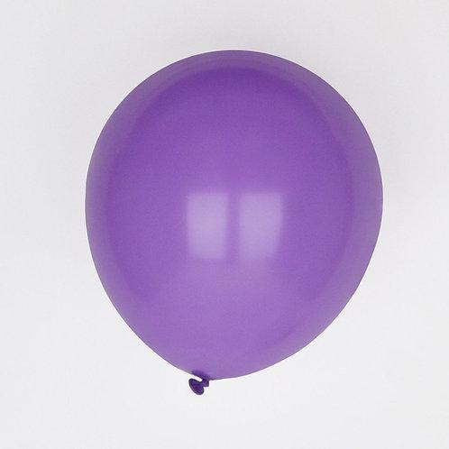 Purple Latex Balloons