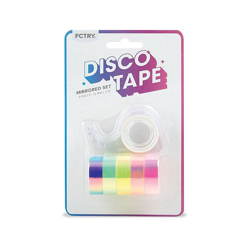 FCTRY Disco Tape