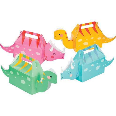 Dinosaur Food Boxes