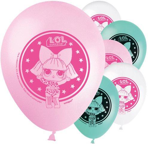LOL Suprise Balloon Mix