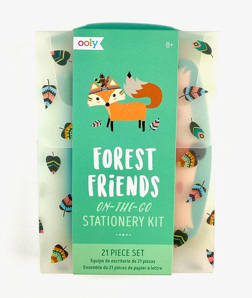 Ooly Kids Stationery Kit